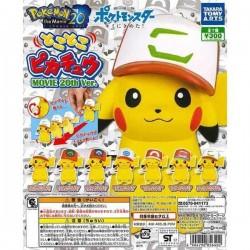 1 Gashapon - POKEMON - Pikachu a cuerda