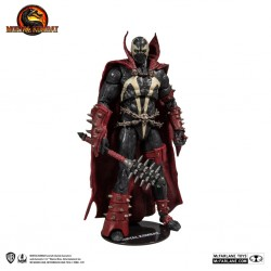 Mortal Kombat - SPAWN (VARIANT WITH MACE ) - 18 cm