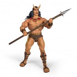 CONAN THE BARBARIAN - (Comic Book ver.) - Deluxe Action Figure