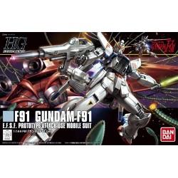 Maqueta GUNDAM - Gundam F91  - Gunpla HG - 1/144