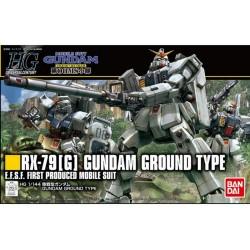 Maqueta GUNDAM - RX-79[G]  GUNDAM GROUND TYPE  - Gunpla HG - 1/144