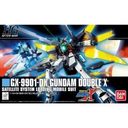 Maqueta GUNDAM - GX-9901-DX Gundam Double X  - Gunpla HG - 1/144