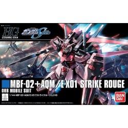 Maqueta GUNDAM - Strike Rouge  - Gunpla HGCE - 1/144