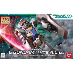 Maqueta GUNDAM - O Gundam Operation Mode - Gunpla HG - 1/144