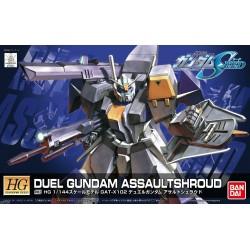 Maqueta GUNDAM - Duel Gundam GAT-X102  - Gunpla HG R02 - 1/144