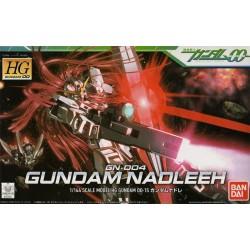 Maqueta GUNDAM - GN-004 Gundam Nadleeh - Gunpla HG Gundam 00 - 1/144