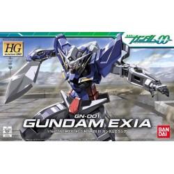 Maqueta GUNDAM - GN-001 Gundam Exia - Gunpla HG Gundam 00 - 1/144