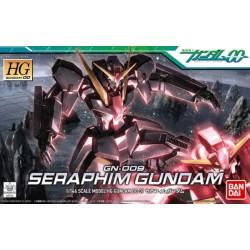 Maqueta GUNDAM - GN-009 Seraphim Gundam - Gunpla HG Gundam 00 - 1/144