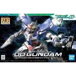Maqueta GUNDAM - GN-0000 00 Gundam - Gunpla HG Gundam 00 - 1/144