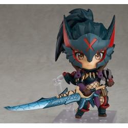 Nendoroid Monster Hunter - HUNTER (Female Nargacuga Alpha Armor Edition)