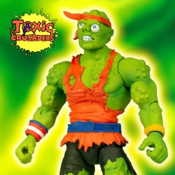 TOXIC CRUSADERS - Toxie - Deluxe Action Figure