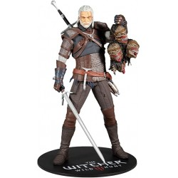 The Witcher - GERALT OF RIVIA - 30 cm
