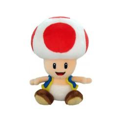 Peluche - NINTENDO - Toad
