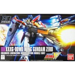 Maqueta GUNDAM - Wing Gundam Zero - Gunpla HGAC - 1/144