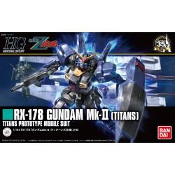 Maqueta GUNDAM - RX-178 Gundam MK-II Titans - Gunpla HGUC - 1/144