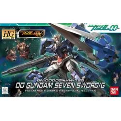 Maqueta GUNDAM - 00 Gundam Seven Sword/G - Gunpla HG - 1/144
