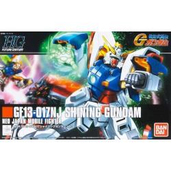Maqueta GUNDAM - GF13-017NJ Shining Gundam - Gunpla HGFC - 1/144