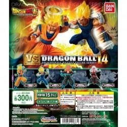 Dragon Ball Super - Battle Figure Series 14 VS - COMPLETO