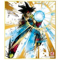 DRAGON BALL - Shikishi ART Special 01 - BARDOCK - Ilustración