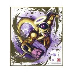 DRAGON BALL - Shikishi ART Special 01 - GOLDEN FREEZER - Ilustración