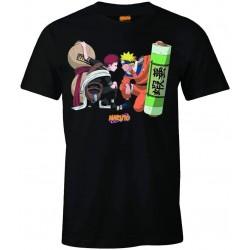 Camiseta NARUTO - Naruto & Gaara - (S)