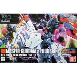 Maqueta GUNDAM - Master Gundam & Fuunsaiki - Gunpla HGFC - 1/144