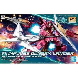 Maqueta GUNDAM - Impulse Gundam Lanche - Gunpla HG - 1/144
