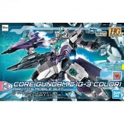 Maqueta GUNDAM - Gundam II Core G-3 Color - Gunpla HGBD:R - 1/144
