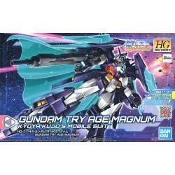 Maqueta GUNDAM - Gundam Try Age Magnum - Gunpla HGBD:R - 1/144