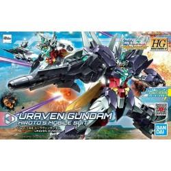 Maqueta GUNDAM - Uraven Gundam Hiroto's Mobile Suit - Gunpla HGBD:R - 1/144