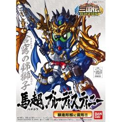 Maqueta GUNDAM - Bacho Blue Destiny Japanese Ver