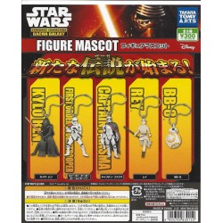 (PACK) Star Wars : Figure Mascot - Episode VII