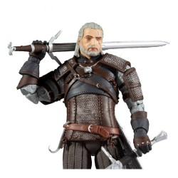 The Witcher - GERALT OF RIVIA - 18 cm