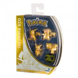 POKEMON - Figuritas PIKACHU - 20 Aniversario