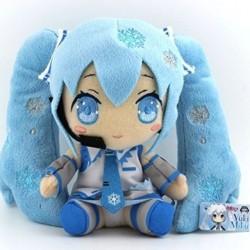 Peluche VOCALOID - Hatsune Miku (Snow 2010 ver.)