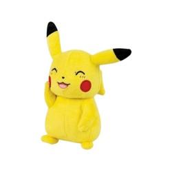 Peluche Pokemon - PIKACHU - 20 cm