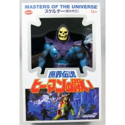 MASTERS OF THE UNIVERSE - Skeletor (Japanese Box)