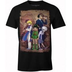 Camiseta HUNTER X HUNTER - Gon & Co. - (L)