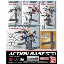 GUNDAM - Action Base Mini (x2) - Model Kit - Gunpla