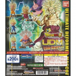 (PACK) Dragon Ball Super - UDM The Best 12