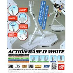 GUNDAM - Action Base 1 White - Model Kit - Gunpla