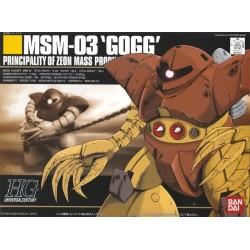 Maqueta GUNDAM - MSM-03 'GOGG' - Gunpla HG - 1/144