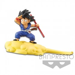 Dragon Ball - SON GOKU & KINTON - Red ver.