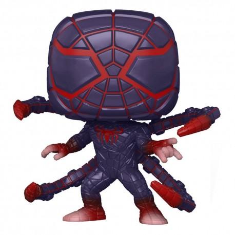 POP - Spider-Man - MILES MORALES (PM Suit) - Funko