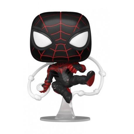 POP - Spider-Man - MILES MORALES (AT Suit) - Funko