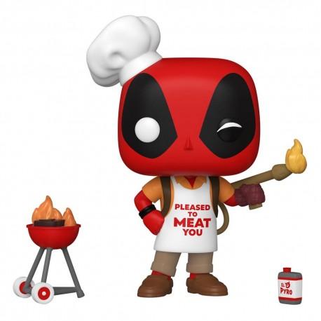 POP - Deadpool 30th Anniversary - DEADPOOL (Backyard Griller) - Funko
