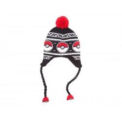 Gorro de Esqui Pokemon -  Pokeball Laplander