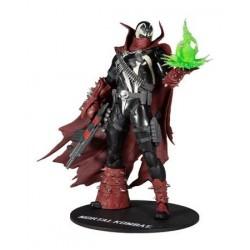 Mortal Kombat - COMMANDO SPAWN (Dark Ages Skin) - 30 cm