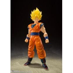 S.H.Figuarts - Dragon Ball - SON GOKU (Super Saiyan Fullpower)