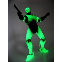 Robocop Figura Night Fighter - Glow in the Dark Exclusive.